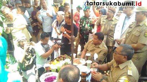 Saba Desa Bupati Sukabumi, Terungkap Inilah Sejumlah Destinasi Wisata di Cicantayan