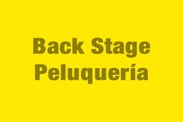 Back Staqe Peluquería es Partner de la Alianza Tarjeta al 10% Efectiva