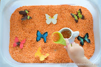 The Butterfly Garden Sensory Tub
