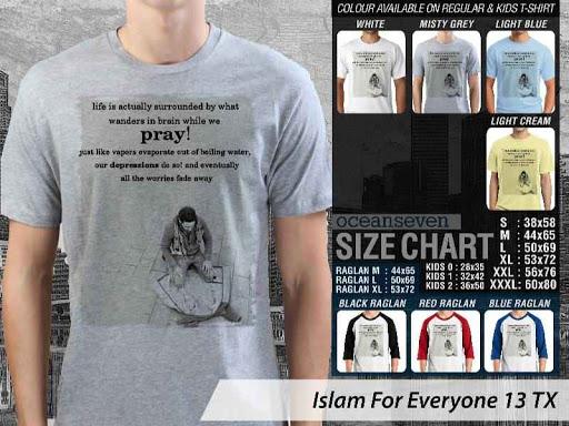 Kaos Distro Islami For Everyone 13 distro ocean seven