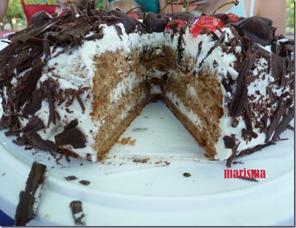 tarta selva negra,corte copia