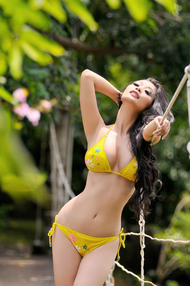 Anh sexy Le Kieu Nhu