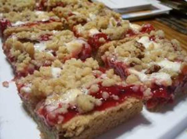 Cherry Nut Bars Recipe