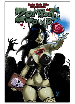 ZOMBIE TRAMP ONGOING 300x413