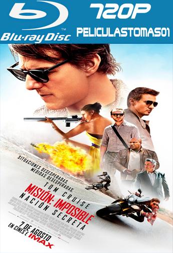 Misión imposible 5: Nación Secreta (2015) (BRRip) BDRip m720p