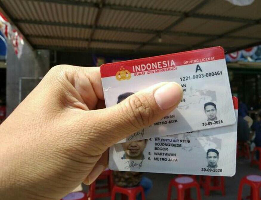 Jokowi Gratiskan Pembuatan SIM untuk Pelajar dan Mahasiswa? Yuk Simak Detailnya