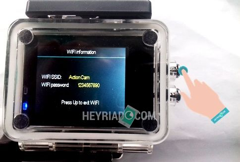 Kamera Kogan menjadi salah satu produk action camera yang banyak dipakai di Indonesia Cara Setting Wifi Kamera Kogan Ke Android
