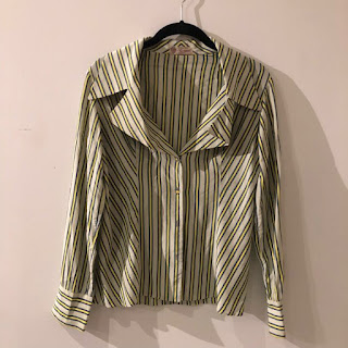 Gucci Vintage Silk Blouse