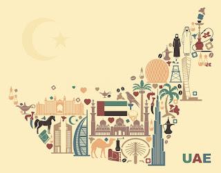 صور علم الامارات 2018