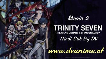 Trinity Seven Movie Hindi Sub