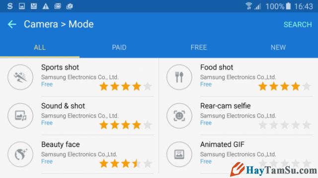 Hướng dẫn sử dụng điện thoại Samsung Galaxy S6 - Hình 26