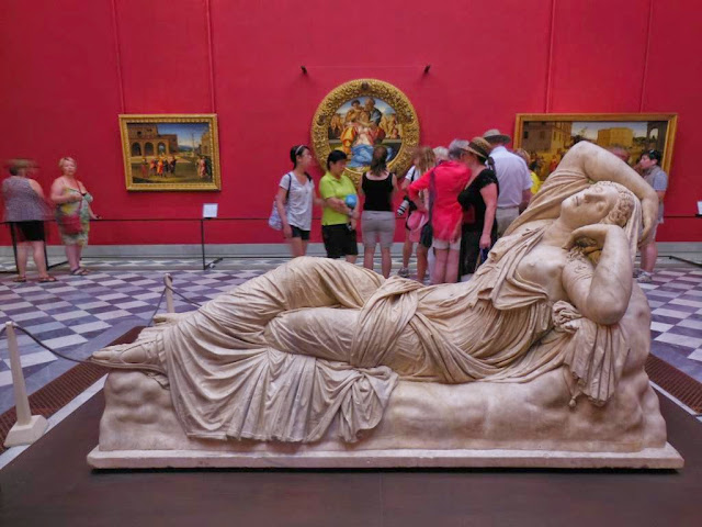 ¿Qué ver en Florencia en 2 o 3 días? Galería de los Uffizi