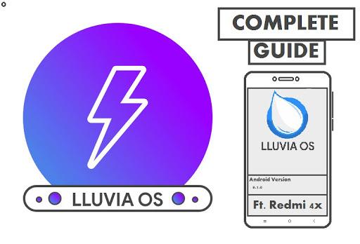 LLUVIA ROM for Redmi 4X(Santoni) (Unofficial) | ESSENTIALOOP