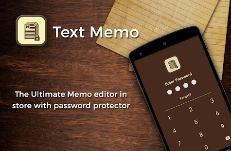 Text Memo- screenshot thumbnail