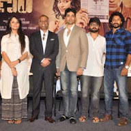 Kshanan Movie Press Meet Photos