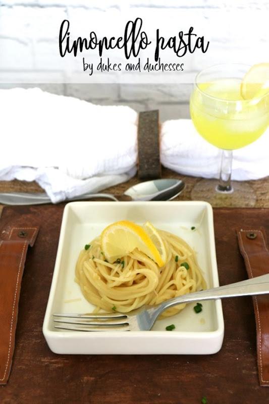 limoncello-pasta