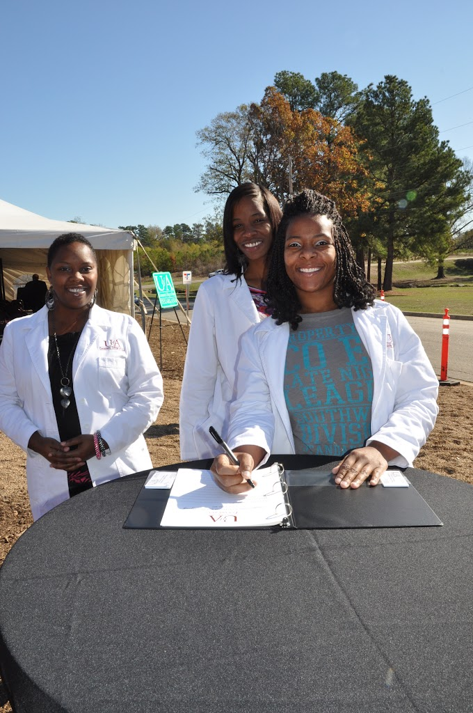 UACCH-Texarkana Creation Ceremony & Steel Signing - DSC_0093.JPG