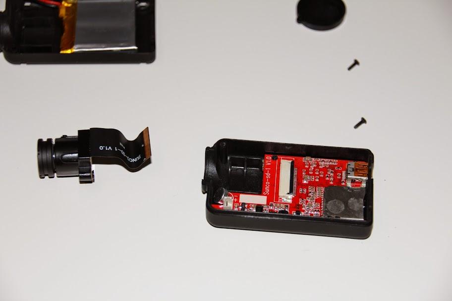 GearBest: Обзор экшен камеры EKOO S090 (аналог Mobius)