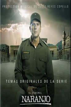 capa O General Colombiano 1ª Temporada