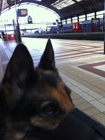 La gare de Bordeaux
