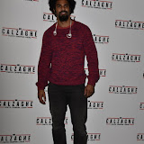 OIC - ENTSIMAGES.COM - Boxer - David Haye at the  Mr Calzaghe - gala film screening in London 18th November 2015Photo Mobis Photos/OIC 0203 174 1069
