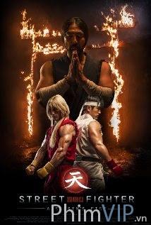 Đấu Sĩ Đường Phố: Nắm Đấm Sát Thủ - Street Fighter: Assassin's Fist poster