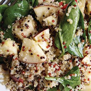 Apple-Citrus Quinoa Salad.