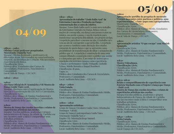 Guido Viaro_Programação 180905