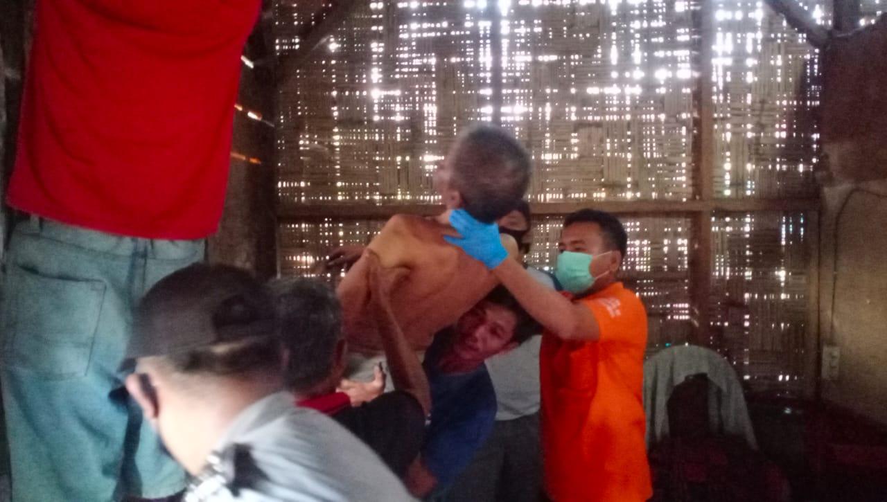 Seorang Pria memiliki Lima Anak, Tewas Gantung Diri di Sergai