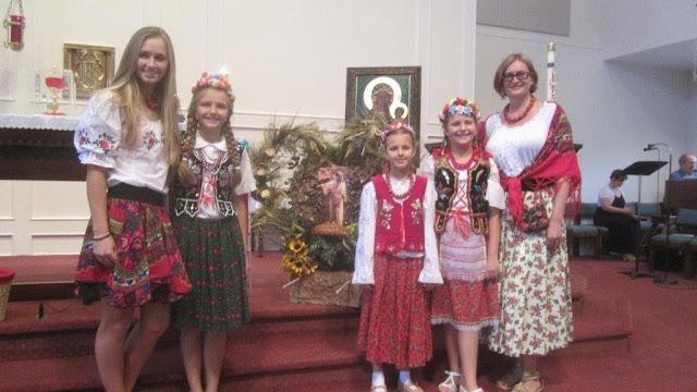 Welcome Fr.Wieslaw Berdowicz; Matki Boskiej Zielnej pictures by E.Gurtler-Krawczynska  - IMG_7462.jpg