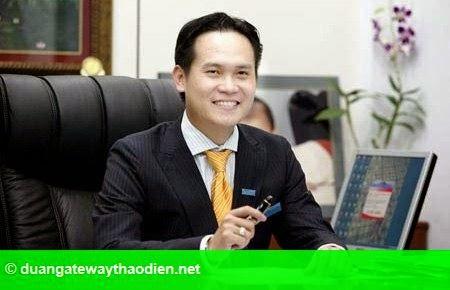 Hình 1: Ông Đặng Hồng Anh rời ghế Chủ tịch Sacomreal