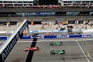 Marcus Ericsson and Kamui Kobayashi, Caterham CT05 Renault