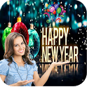 Happy New Year Wishes New Year Photo Editor 2019 icon