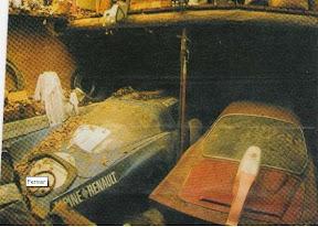 Abandoned Renaults