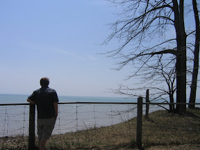 London, Ontario - Along Lake Erie - April 25th, 2009