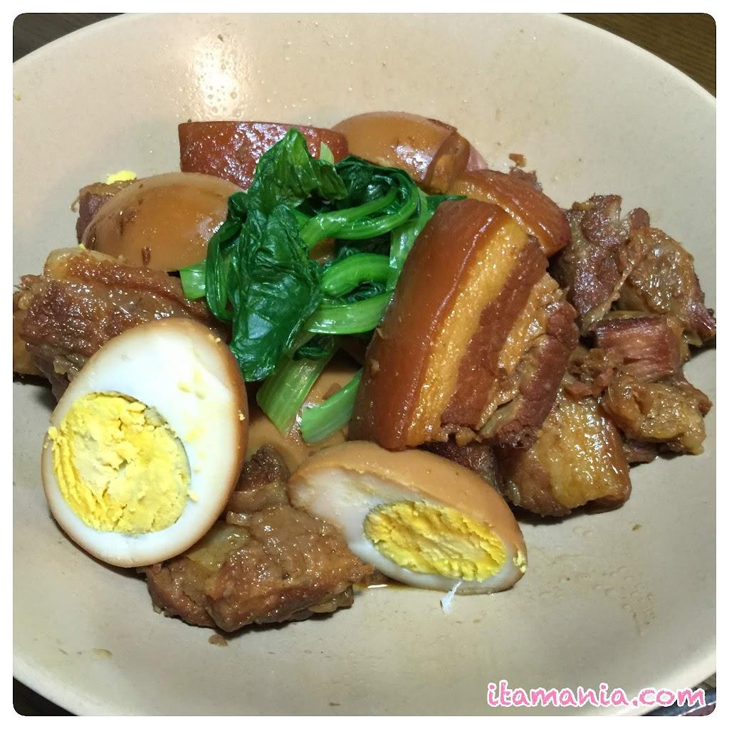 とろとろラフテー豚の角煮レシピ