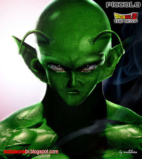 Piccolo (Dragon Ball) Untooned