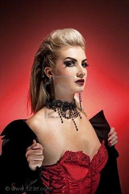 Vampire Woman, Vampire Girls 1