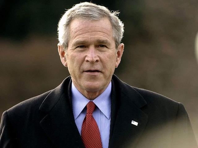 George W. Bush elogia en Twitter a Colin Powell tras morir de COVID-19