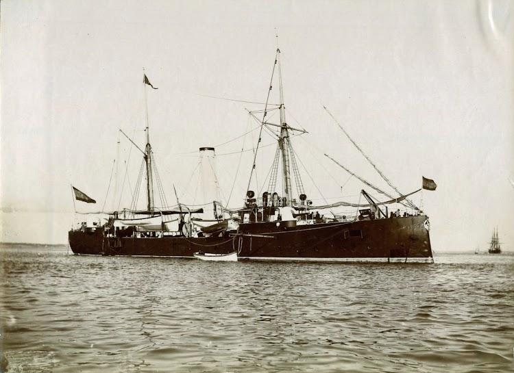 Crucero MARQUES DE LA ENSENADA. Lugar y fecha indeterminados.tif