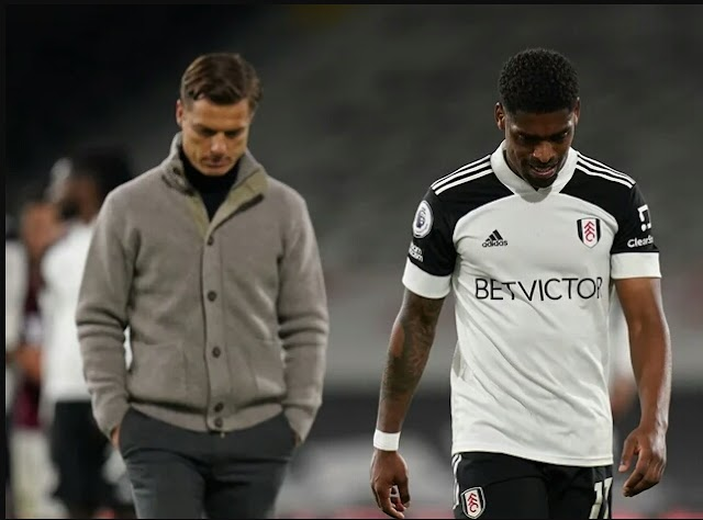Fulham relegated to the Championship after losing at home to Burnley