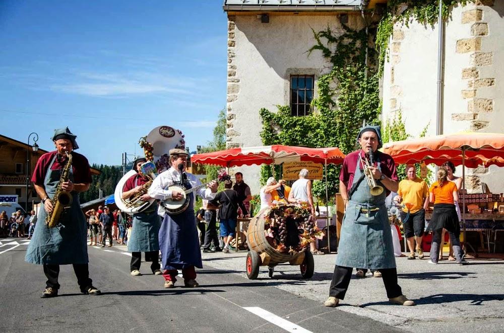 25 me festival des vins notre dame de bellecombe 13 - Notre dame de bellecombe office du tourisme ...