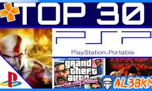 أفضل 30 لعبة psp على الإطلاق