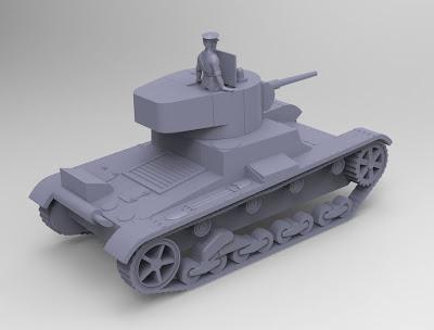 99GEV005 T-26B rear right
