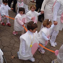 Carnavales de Valdelacalzada 2010