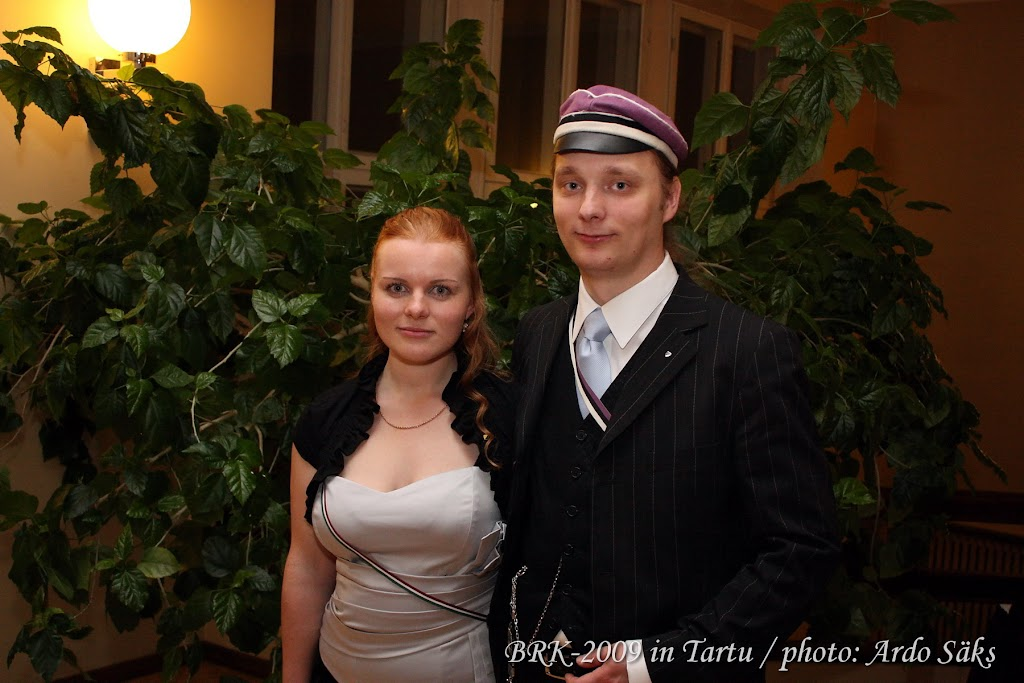 46. Balti Rahvaste Kommers / 46-th Commers of Baltic Fraternities - BRK2009_t113.JPG