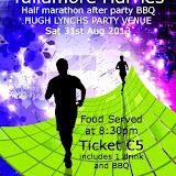 Half Marathon BBQ 2013