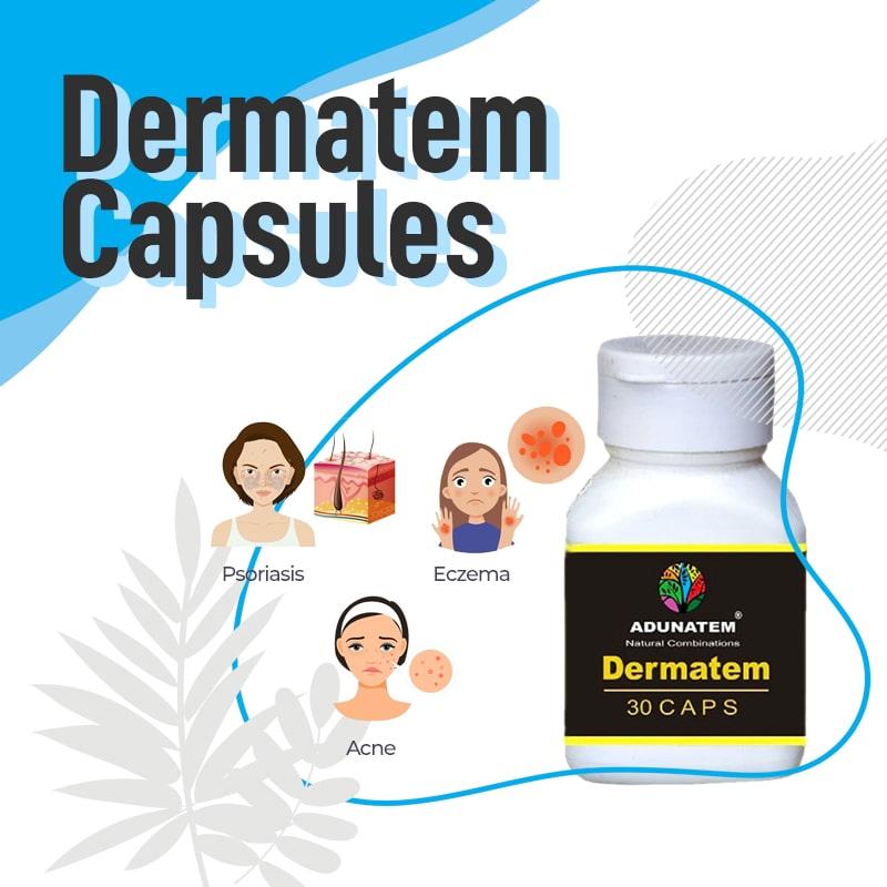 Dermatem Capsules