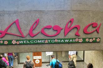 Photo: Aloha!