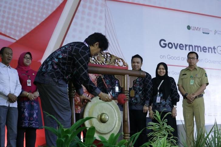 UMY Gelar Government Gathering